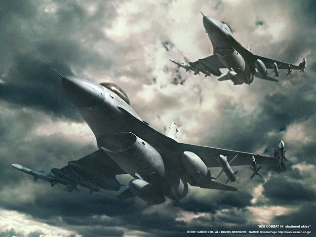 Pesawat F-16 Hibah Amerika Serikat Tiba Oktober