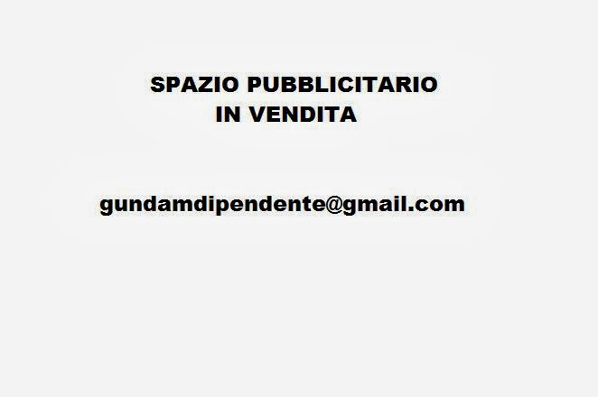promuovi i tuoi prodotti su GUNDAMDIPENDENTE.COM