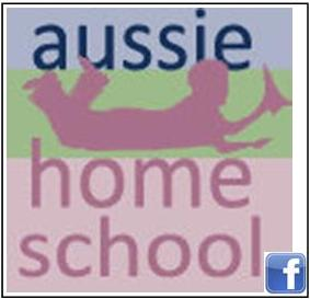 I'm an admin for aussie homeschool on facebook