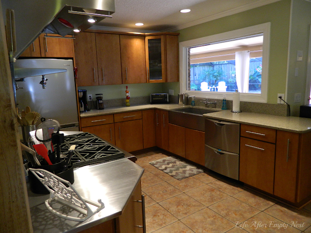 Our D.I.Y. Kitchen Overhaul - Before and After! Wait until you see the difference!