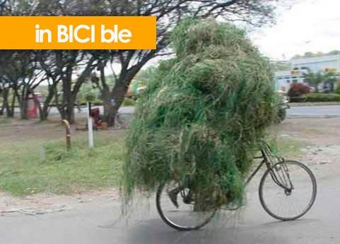 bicicleta invisible