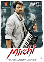 mirchi movie still