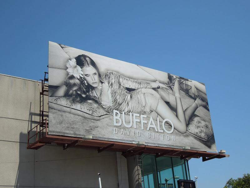 Buffalo David Bitton 2012 billboard