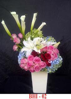 bunga untuk hari ibu
