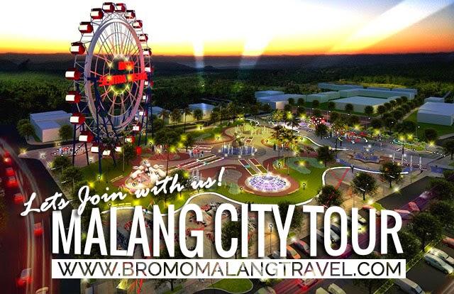 malang city tour 2014-2015