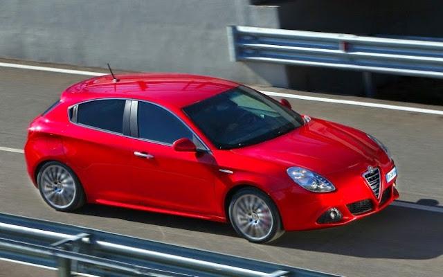 Alfa romeo giulietta 2014 diesel