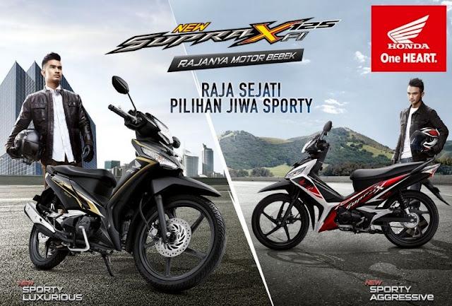 Tak lama lagi . . Honda akan merilis Supra X 150 untuk menggempur Yamaha MX King 150 . . wihh ngeri