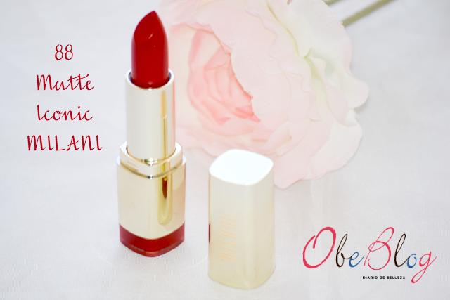 Labial_Iconic_gama_matte_MILANI_Perfumerías_Primor_ObeBlog_01