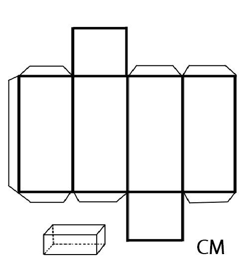 Figuras geometricas para armar - Imagui