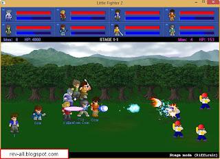 mode permainan stage little fighter 2 - rev-all.blogspot.com