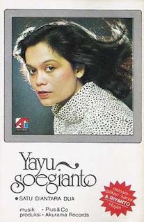 Yayu Soegianto - Satu Diantara dua 1981