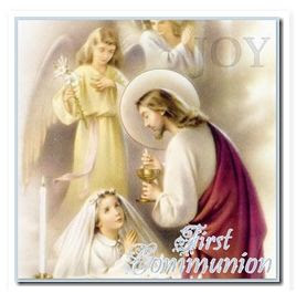 First Communion JOY Linky