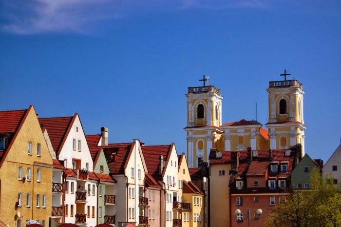 Starówka w Głogowie