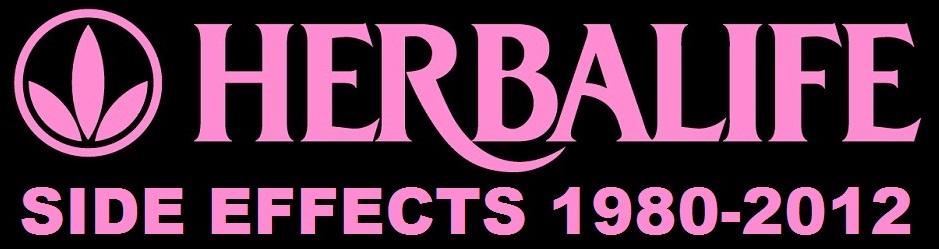 HERBALIFE PROBLEM -1980 T0 2012