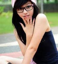 foto stefani personil cherrybelle baru