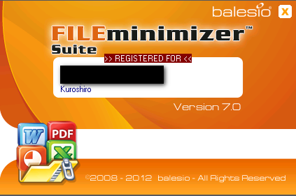 PowerPoint, Word, Excel ,FILEminimizer Suite