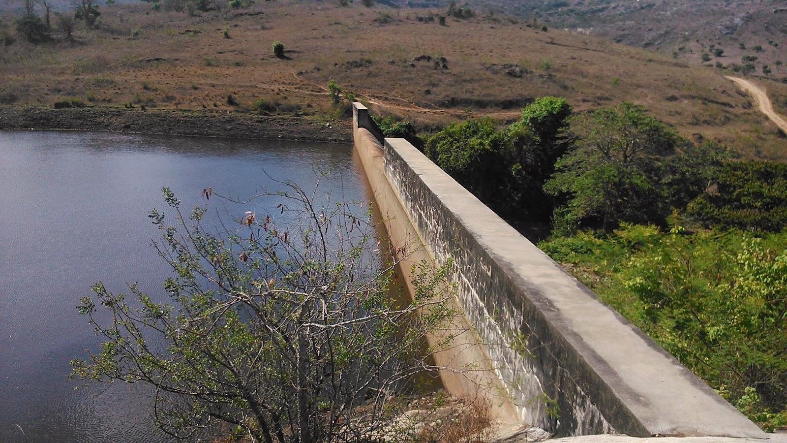 Barragem São Sebastião secando - Panelas sofrerá com o desabastecimento de água de novo?
