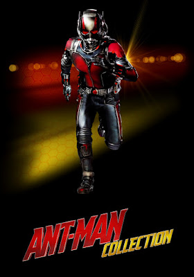 Ant-Man Coleccion DVD R1 NTSC Latino