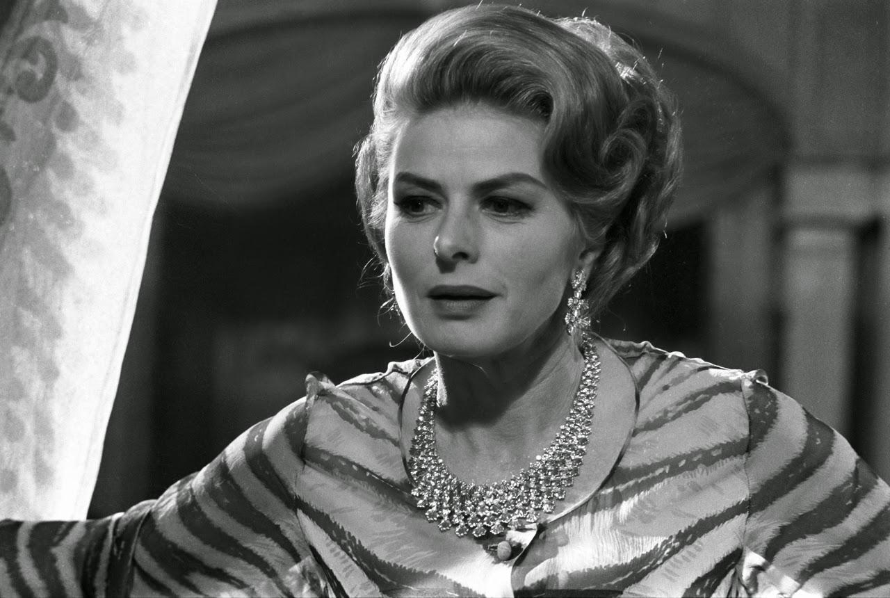 Ingrid Bergman 1963, Bulgari