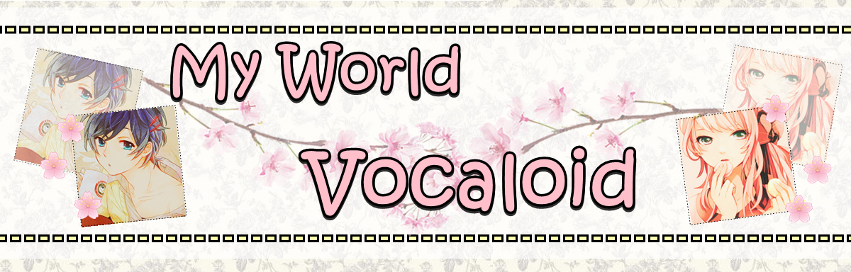 My World Vocaloid