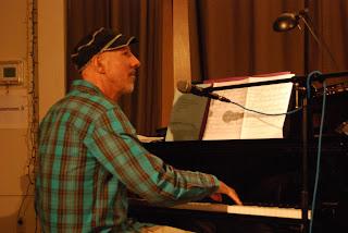 Pianist Ben Flint