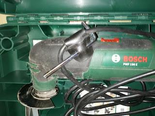 Bosch PMF 190 E многофункциональный инструмент