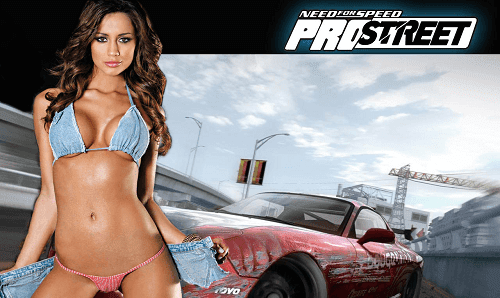 Need For Speed Pro Street PC Full Version 3