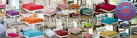 GROSIR SPREI WATERPROOF MURAH ANTI AIR DAN OMPOL