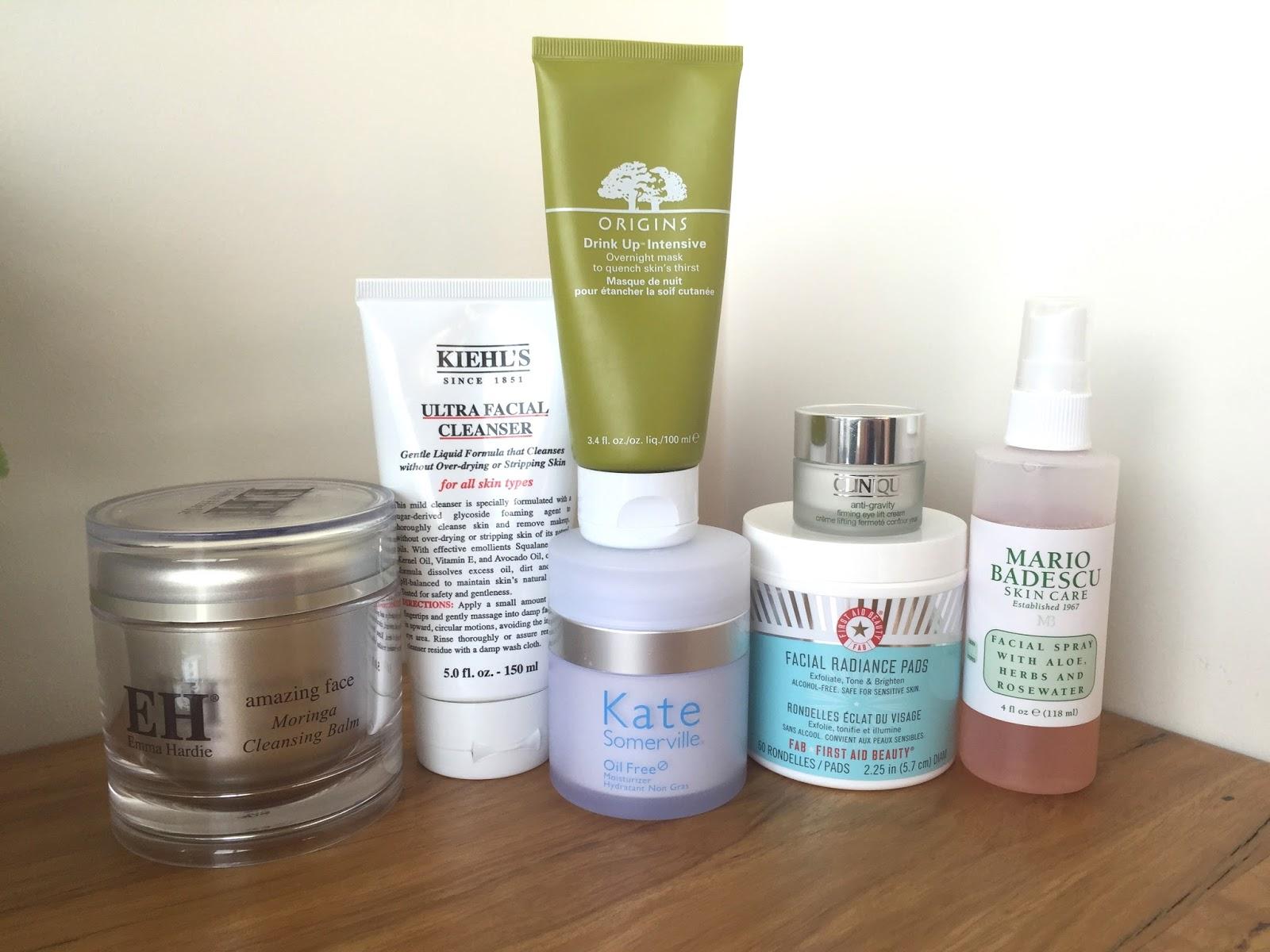 pregnancy skin care