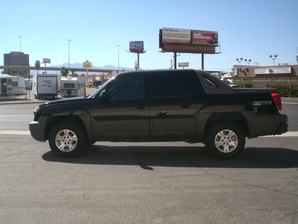 2014 Chevy Avalanche