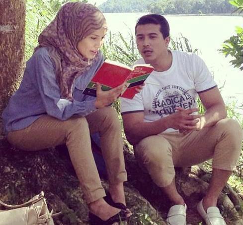 Drama Anugerah Dendam yang Terindah( Aaron dan Nadiya Nissa)