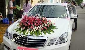 Cho thuê xe cưới Mercerdes C250
