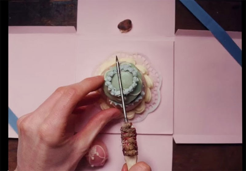 Cómo hacer la Courtesan au chocolat de Mendl's