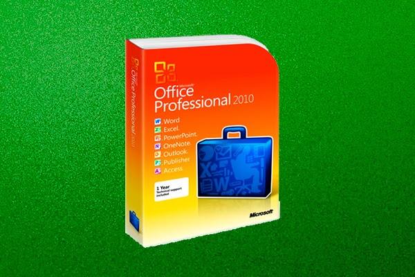MS Office 2010 SP2 Pro