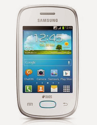 Top 5 Best and Cheapest Android Phones Below Rs. 5000 in 2014 (Samsung Galaxy Pocket Neo S5312)