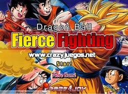Jugar Dragon Ball: Fierce Fighting 2.1