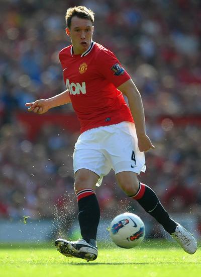 Phil Jones Manchester United vs Norwich City