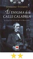 Reseña El enigma de la calle Calabria