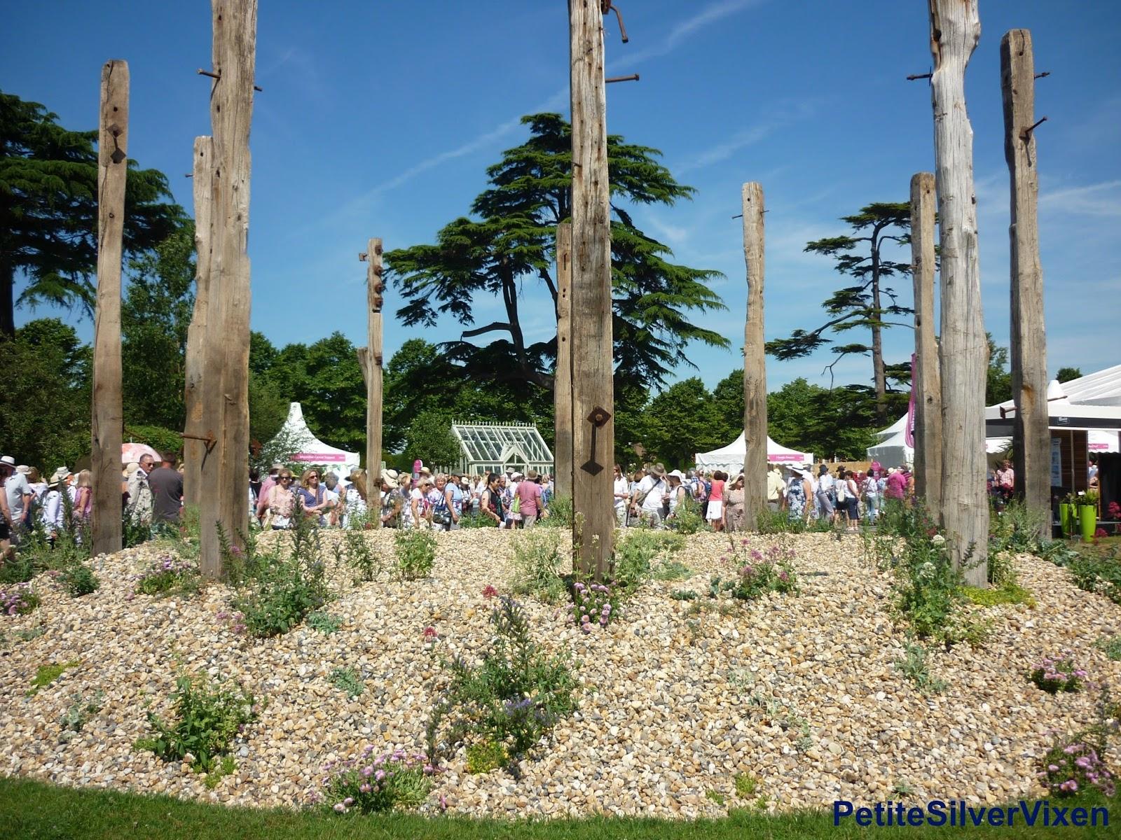 Equilibrium Garden at Hampton Court Palace Flower Show