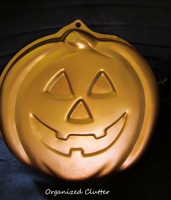 Pumpkin Shaped Cake Pan