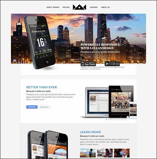 Dilemma – WordPress Multi-Purpose Landing Page