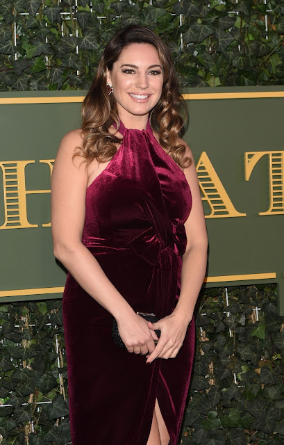 Actress, Model, @ Kelly Brook - Evening Standard Theatre Awards at The Old Vic Theatre in London