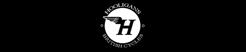 HOOLIGANS BRITISH CYCLES New, Used, NOS Parts TRIUMPH, BSA, NORTON Motorcycles. Airdrie