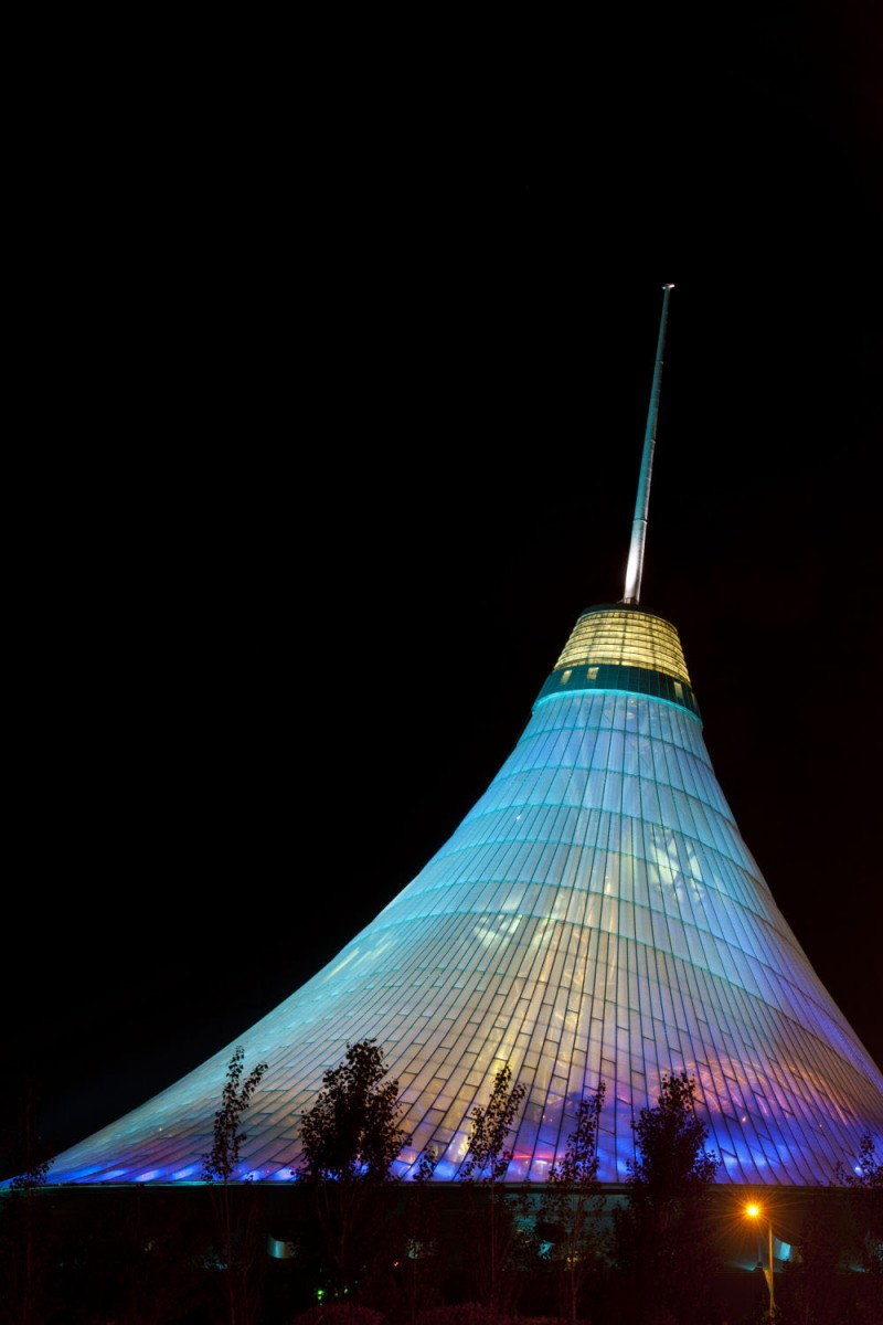 Lighting Design Post & Lighting Design Post: Worldu0027s Biggest Tent: Khan Shatyr has been ...