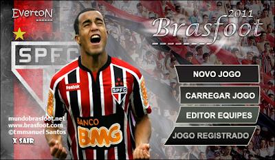 Skin Lucas São Paulo - Brasfoot 2011