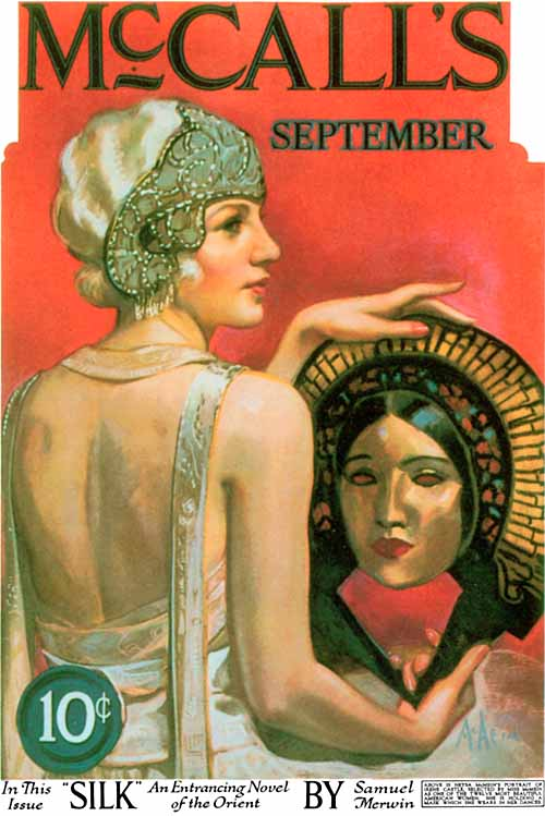 neysa mcmein cover