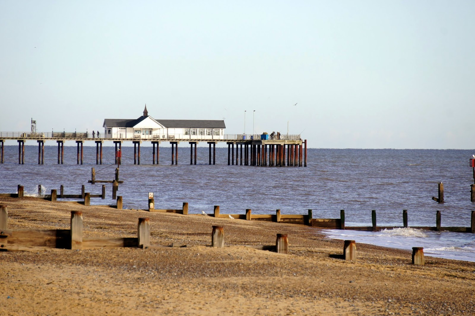 Southwold, suffolk, pier
