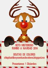 RETO RUMBO A NAVIDAD 2014