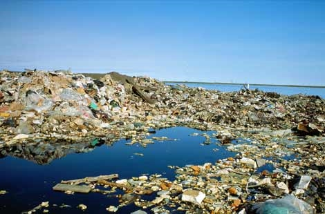 pacific ocean water  ... Great Pacific Garbage Patch