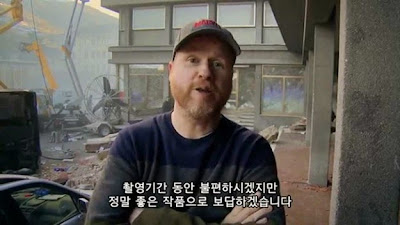 The Avengers: Age of Ultron Director Joss Whedon